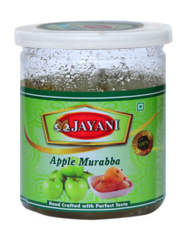 Jayani apple murabba 400 gm