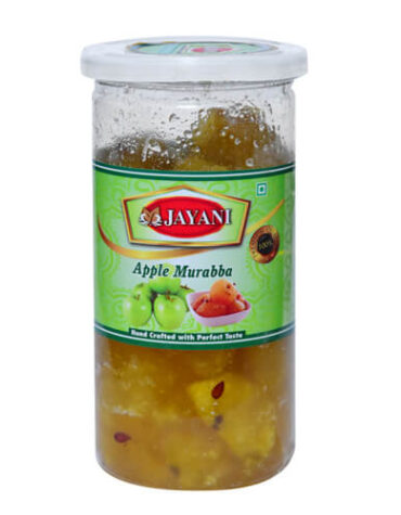Jayani apple murabba 800 gm