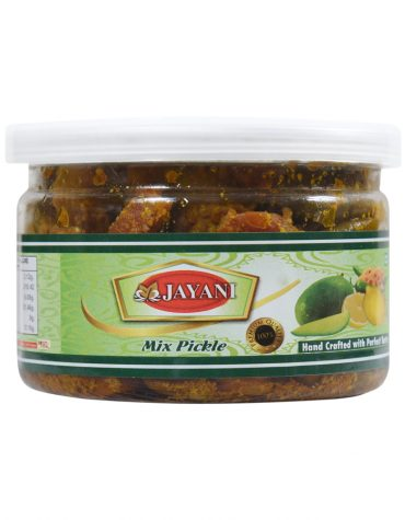 Jayani mixed pickle 200 gm
