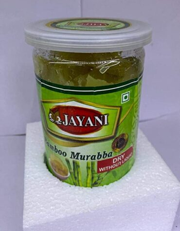 Jayani Bamboo Murabba Dry Without Sugar